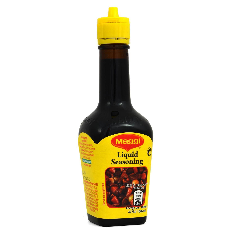 Maggi Liquid Seasoning 101ml - 125g Flässigwürze