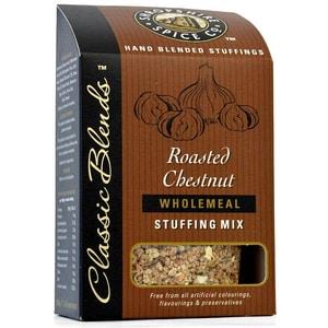 Shropshire Roasted Chestnut Stuffing Mix - Füllung für Fleisch mit Esskastanien