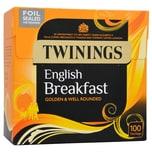Twinings English Breakfast 100 Teebeutel 250g