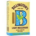 Billingtons Light Muscovado Sugar 500g - Rohrzucker, unraffiniert