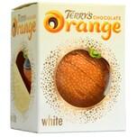 Terrys Chocolate Orange White 147g Weiße Schokolade Orangen-Geschmack