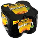 Branston Spaghetti in Tomato Sauce Spaghetti in Tomatensauce 4 x 395g