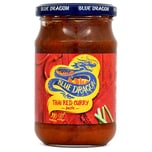 Blue Dragon Thai Red Curry Paste - rote Thai-Currypaste
