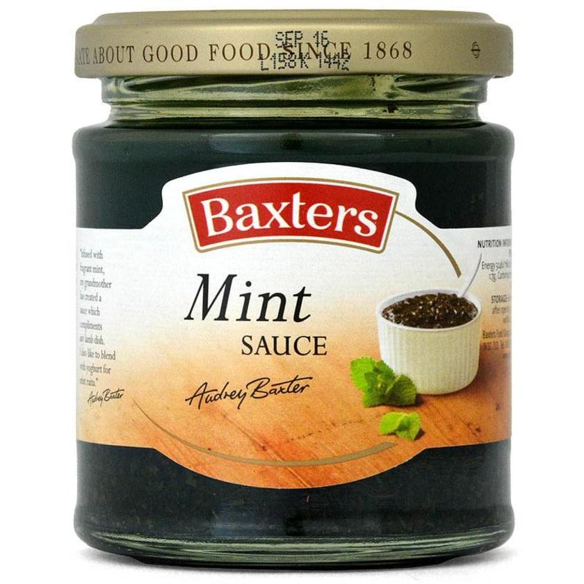 Baxters Mint Sauce 170g - Minzsauce