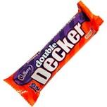 Cadbury Double Decker - Schokoriegel mit Nugat-Getreide-Füllung