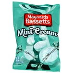 Maynards Bassetts Mint Creams 193g - Bonbons Pfefferminz-Aroma