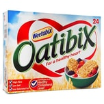 Weetabix Oatibix 24 Biscuits - Vollkorn-Getreidekissen