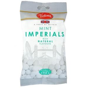Victoria Mint Imperials Pfefferminzbonbons 220g