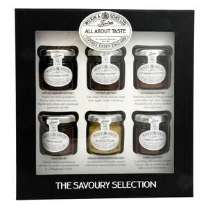 Wilkin & Sons Savoury Six Beilagen-Sortiment 6x38g - Beilagen-Sortiment