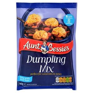 Aunt Bessies Dumpling Mix 140g Knödel-Teigmischung