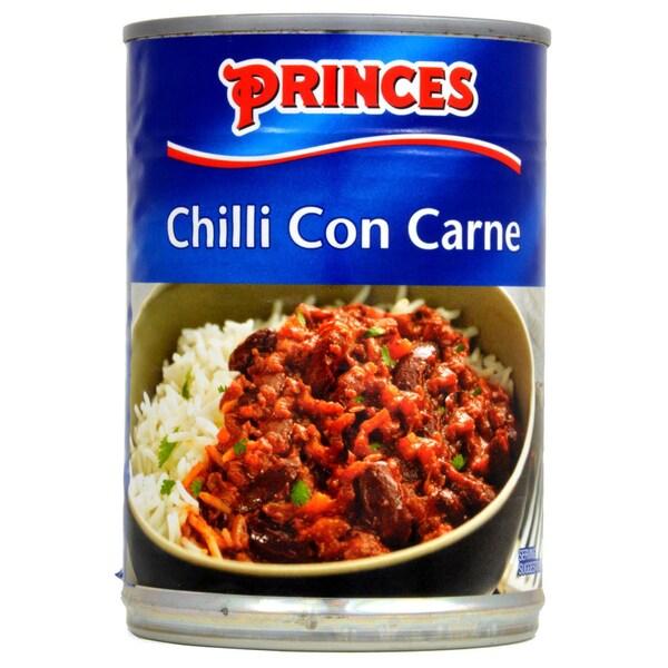 Princes Chilli Con Carne 392g - Hackfleischgericht