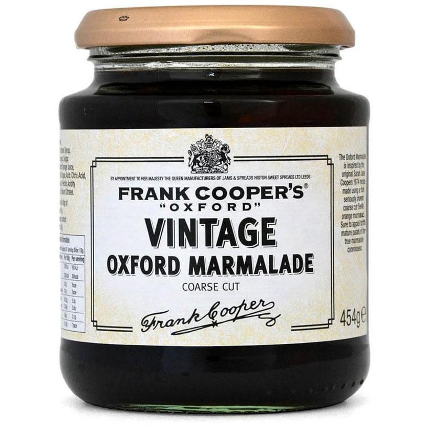 Frank Cooper Vintage Oxford Marmalade - Orangenmarmalade, grob