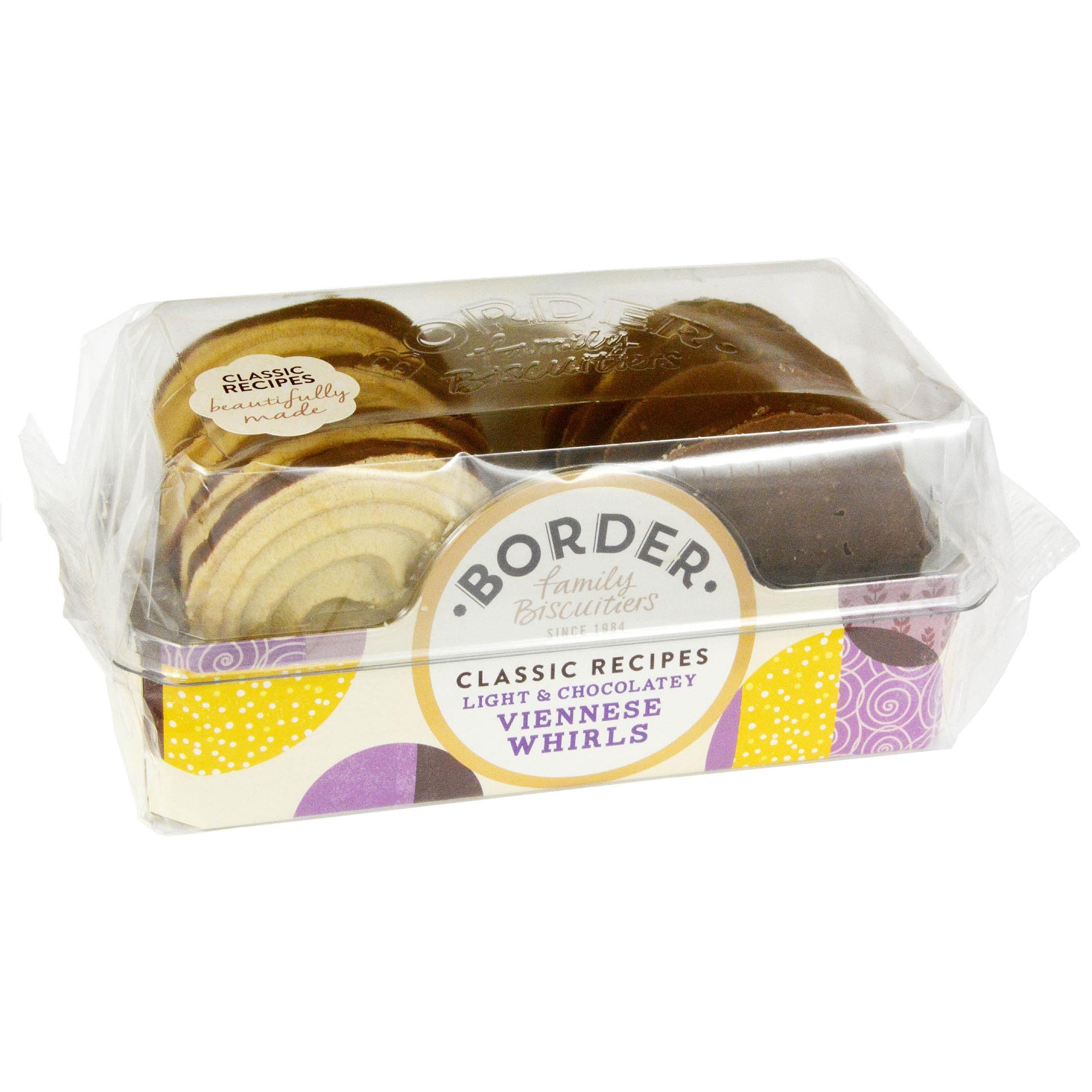 Border Biscuits Chocolatey Viennese - Kekse mit Schokoladenüberzug