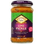 Patak´s Limetten Pickle ziemlich scharf