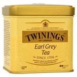 Twinings Earl Grey Tee 100g lose - aromatisierter Schwarztee
