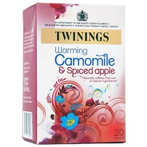 Twinings Kamille & Bratapfel 20 Teebeutel - aromatisierter Kamillentee