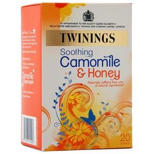 Twinings Kamille & Honig 20 Teebeutel - aromatisierter Kamillentee