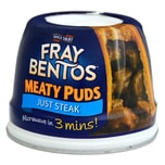Fray Bentos Just Steak Pudding 400g - Rindfleisch in Soße mit Mürbeteigmantel#