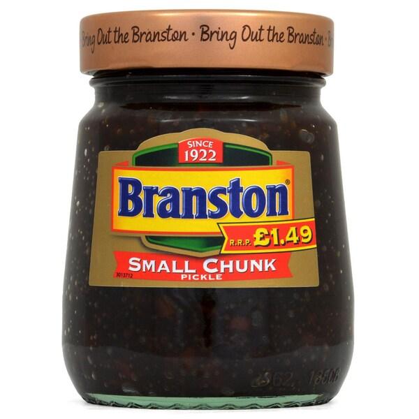 Branston Pickle Small Chunk 280g streichfähig