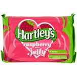 Hartleys Raspberry Jelly Tablet - für Wackelpudding, Himbeergeschmack