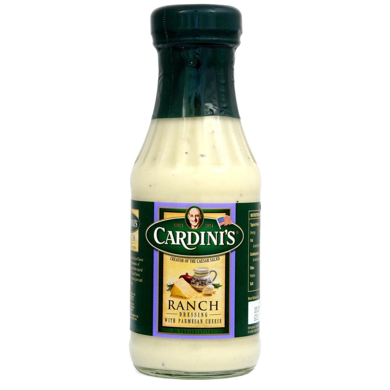 Cardinis Ranch Dressing 250ml - Salatsauce mit Parmesan