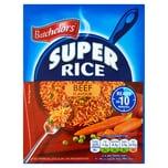 Batchelors Super Rice Beef Flavour - Reisgericht Rindfleisch-Geschmack 90g