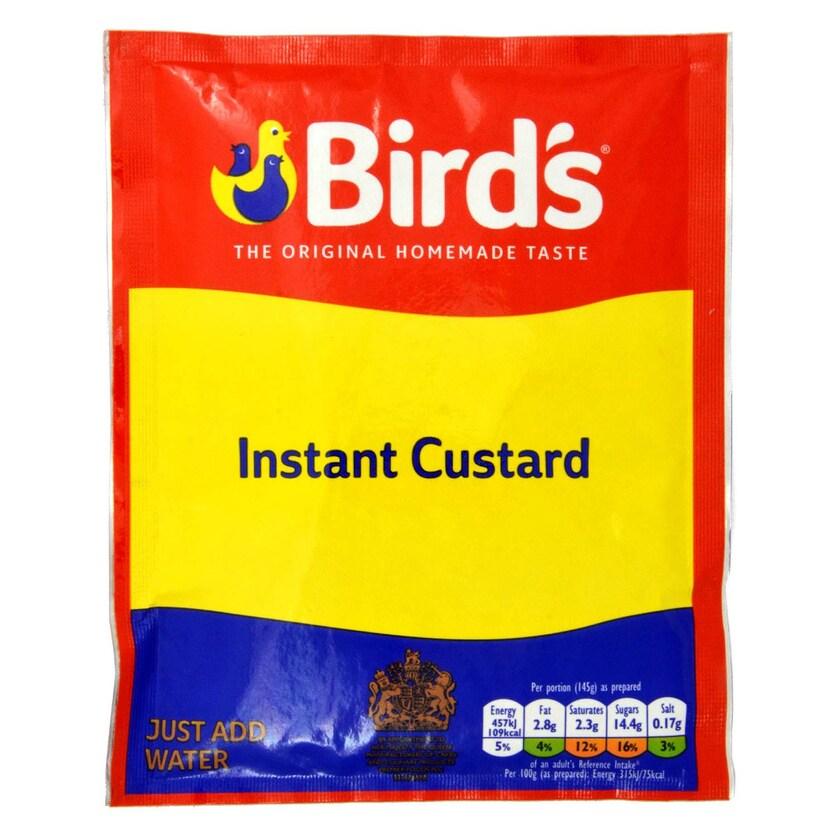 Bird´s Instant Custard - Instant-Vanillesoße-Mix