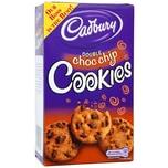 Cadbury Cookies Double Choc - Schokokekse mit Schokostückchen