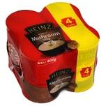 Heinz Cream of Mushroom Soup Champignonrahmsuppe 4x400g