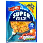 Batchelors Savoury Super Rice Curry Flavour 100g - Reisgericht mildes Curry-Geschmack