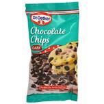 Dr. Oetker Dark Chocolate Chips 100g - Dunkle-Schokoladen-Chips