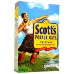 Scotts Porage Oats 500g - Porridge - Haferflocken