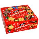 McVities Family Circle 620g Keks-Sortiment 620g