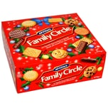 McVities Family Circle 620g Keks-Sortiment