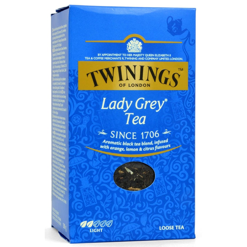 Twinings Lady Grey Tee lose 200g