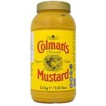 Colmans English Mustard Senf 2,25 Liter 2,5kg