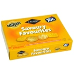 Jacobs Biscuits Savoury Favourites 200g
