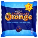 Terrys Chocolate Orange 3 x 35g - Schokolade mit Orangen-Geschmack