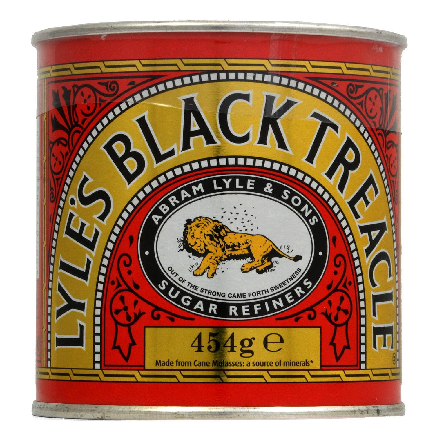 Lyle´s Original Black Treacle Tin - Zuckerrohrmelasse