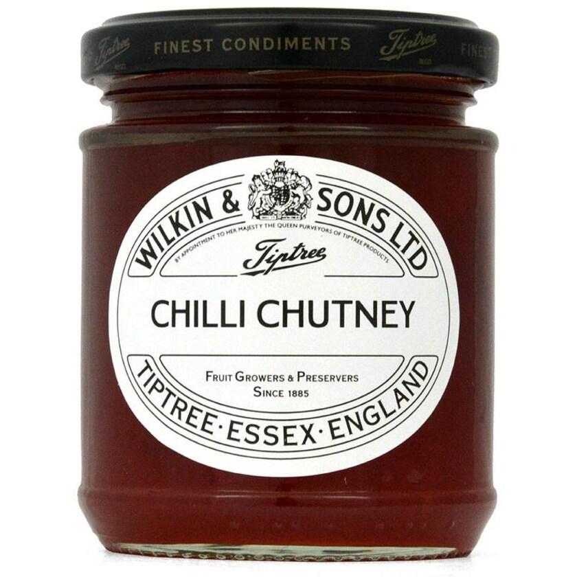 Wilkin & Sons Chili-Chutney 220g