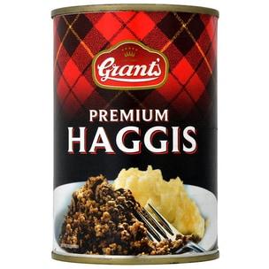 Grants Scottish Haggis 392g