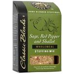SSC Sage, Red Pepper & Shallot Stuffing Mix - Füllung für Fleisch mit Salbei, rotem Paprika & Schalotten
