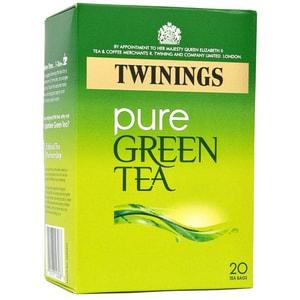 Twinings Purer Grüner Tee 20 Teebeutel