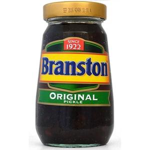 Branston Original Pickle 520g - Würzcreme mit Gemüsestückchen