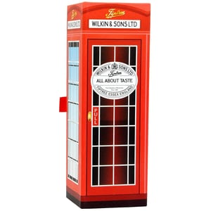 Wilkin & Sons Tiptree Telephone Box 112g - Brotaufstrich-Sortiment