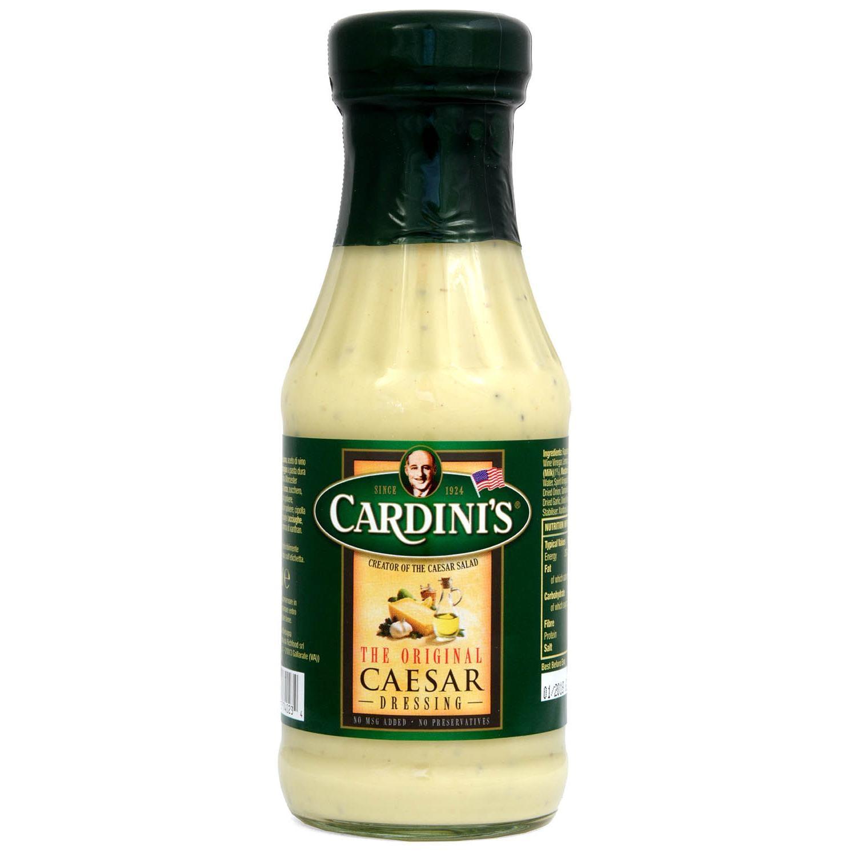 Cardinis Original Caesar Dressing 250ml - Caesar-Salatsauce