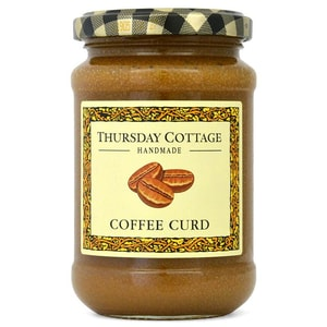 Thursday Cottage Kaffee-Curd 310g - Brotaufstrich mit Kaffee-Geschmack