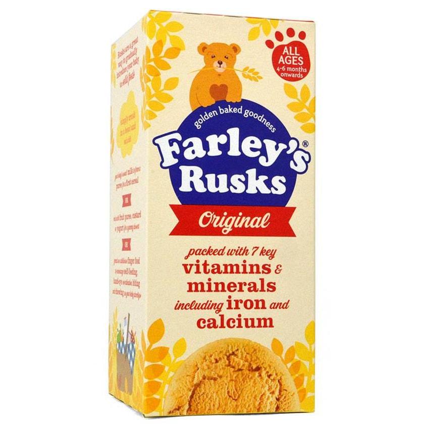 Farleys Rusks by Heinz - Zwieback für Babys und Kleinkinder