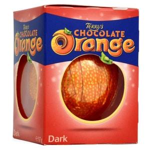 Terry´s Chocolate Orange Dark 157g - Schokolade mit Orangen-Geschmack