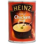 Heinz Cream of Chicken Soup 400g - Gebundene Hühnersuppe